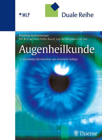 Duale Reihe Augenheilkunde - Coverbild
