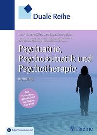 Duale Reihe Psychiatrie, Psychosomatik und Psychotherapie Cover