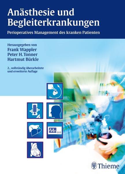 Anästhesie und Begleiterkrankungen - Coverbild