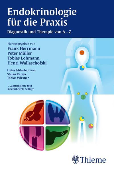 Endokrinologie für die Praxis - Coverbild