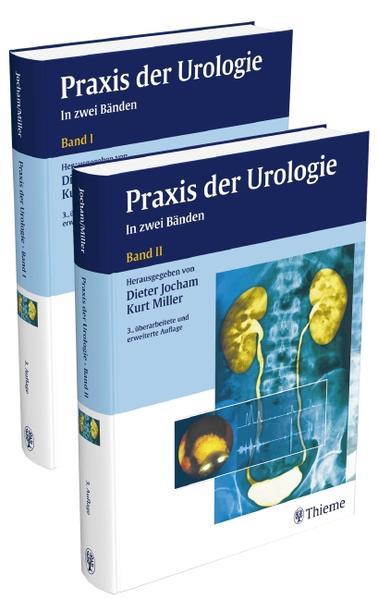Praxis der Urologie 1 + 2 - Coverbild