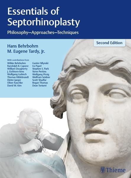 Essentials of Septorhinoplasty - Coverbild