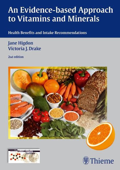 An Evidence-Based Approach to Vitamins and Minerals - Coverbild