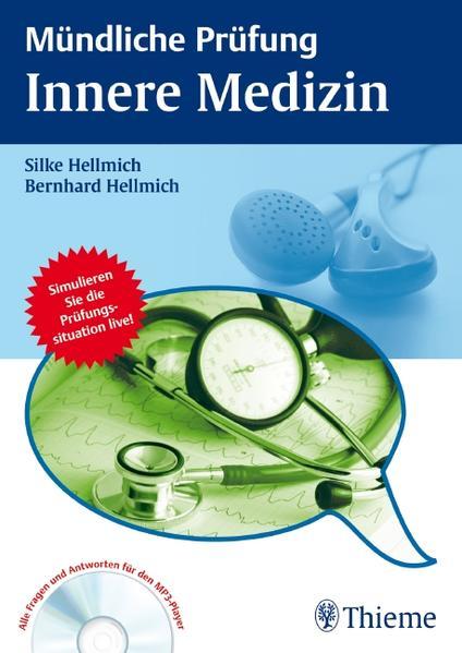 Mündliche Prüfung Innere Medizin - Coverbild