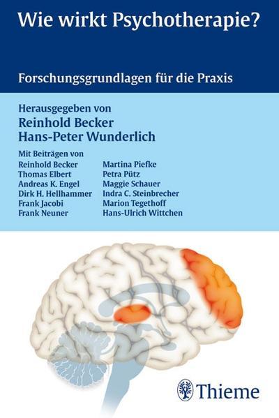 Wie wirkt Psychotherapie? - Coverbild
