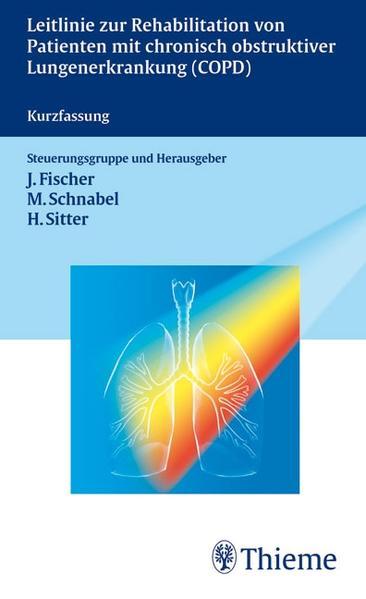 Leitlinie Rehabilitation von Patienten m. chroni obstrukt. Lungenerkrankungen - Coverbild