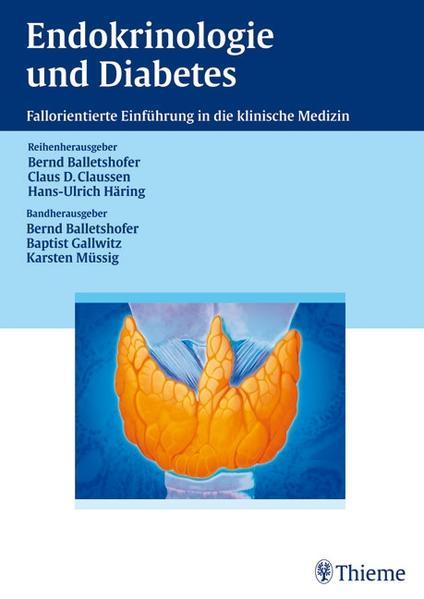 Endokrinologie und Diabetes - Coverbild
