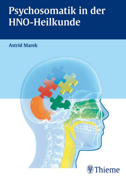 Psychosomatik in der HNO-Heilkunde - Coverbild