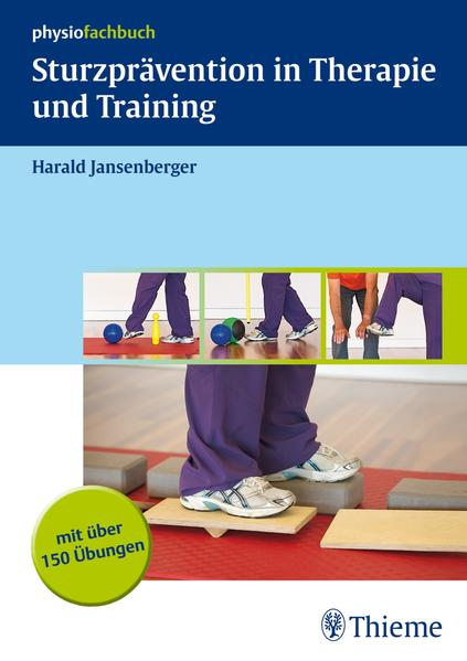 Sturzprävention in Therapie und Training - Coverbild