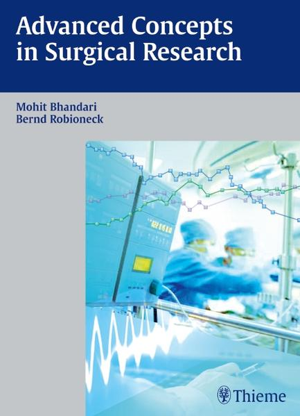 Advanced Concepts in Surgical Research - Coverbild