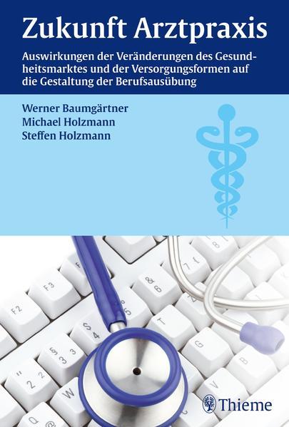 Zukunft Arztpraxis - Coverbild