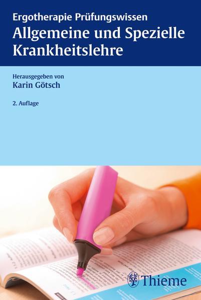 Allgemeine und Spezielle Krankheitslehre - Coverbild
