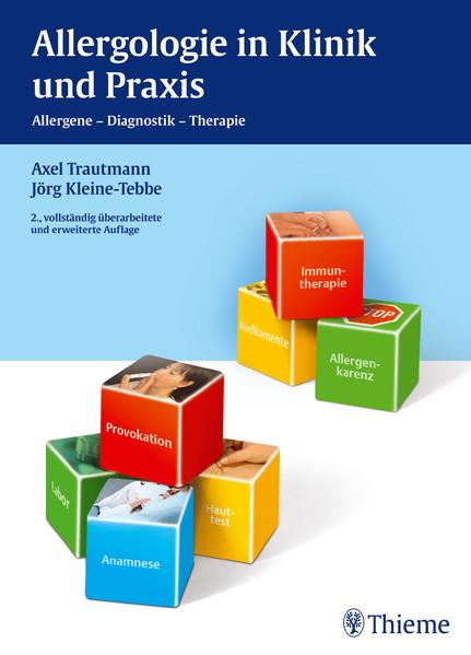 Allergologie in Klinik und Praxis - Coverbild