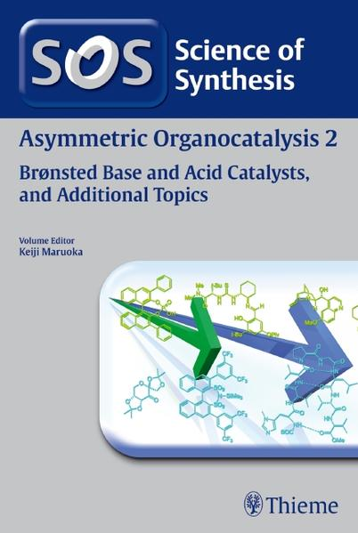Science of Synthesis: Asymmetric Organocatalysis Vol. 2 - Coverbild