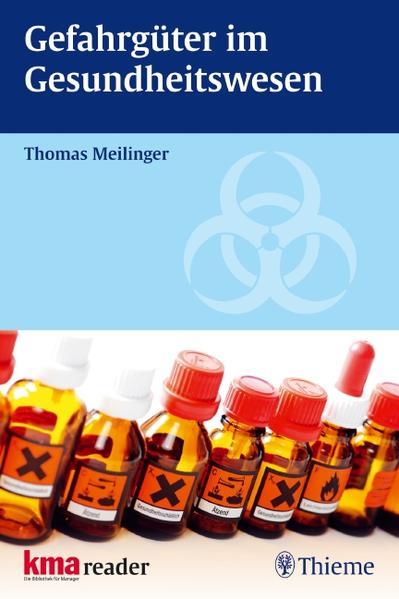 Gefahrgüter im Gesundheitswesen - Coverbild