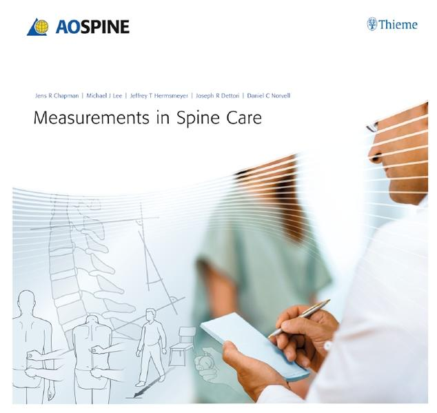 Measurements in Spine Care - Coverbild