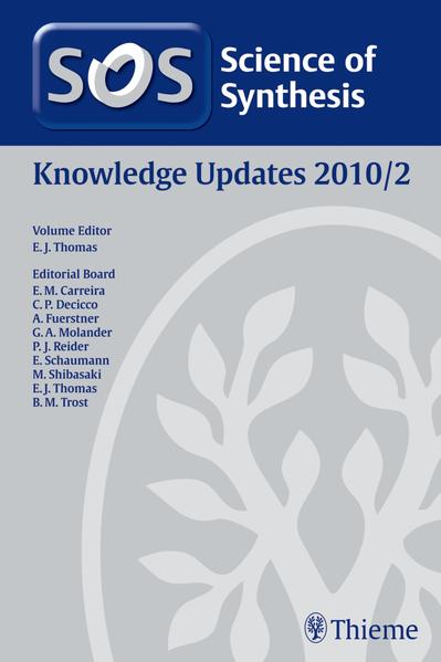 Science of Synthesis Knowledge Updates 2010 Vol. 2 - Coverbild