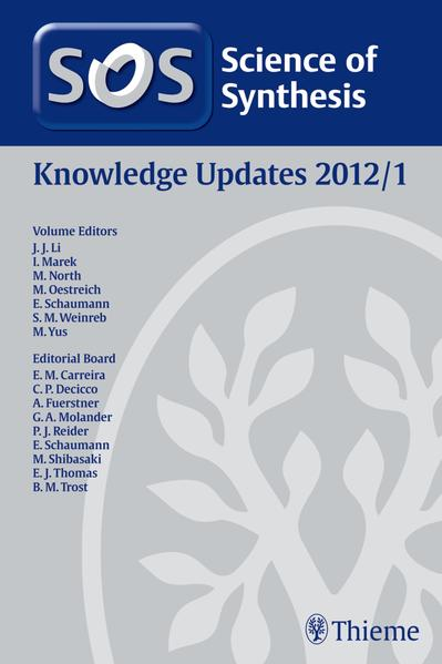 Science of Synthesis Knowledge Updates 2012 Vol. 1 Epub Herunterladen