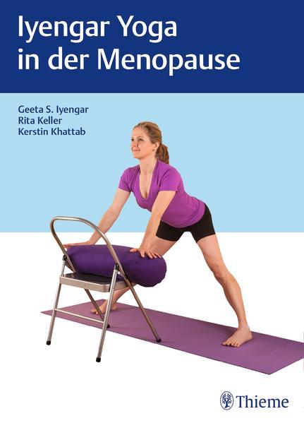 Iyengar Yoga in der Menopause - Coverbild