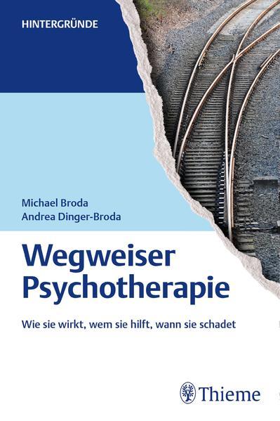 Wegweiser Psychotherapie - Coverbild