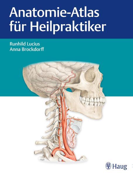 Anatomie-Atlas für Heilpraktiker - Coverbild