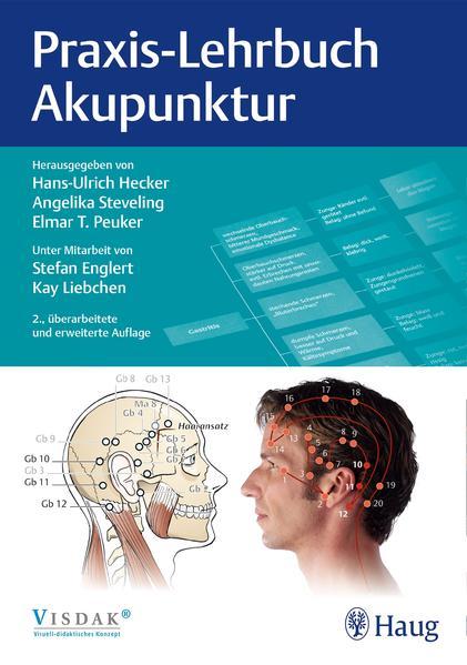 Praxis-Lehrbuch Akupunktur - Coverbild