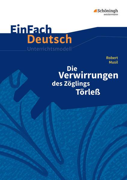 EinFach Deutsch Unterrichtsmodelle / EinFach Deutsch Unterrichtsmodelle - Coverbild