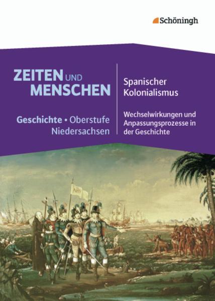 Zeiten und Menschen / Zeiten und Menschen - Geschichtswerk für die gymnasiale Oberstufe in Niedersachsen - Coverbild