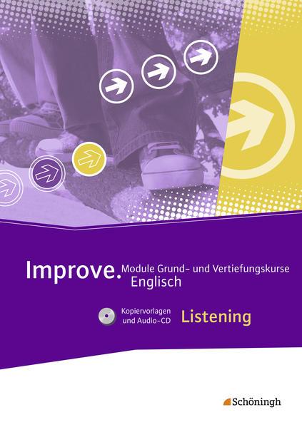 Improve / Improve - Module Grund- und Vertiefungskurse Englisch - Coverbild