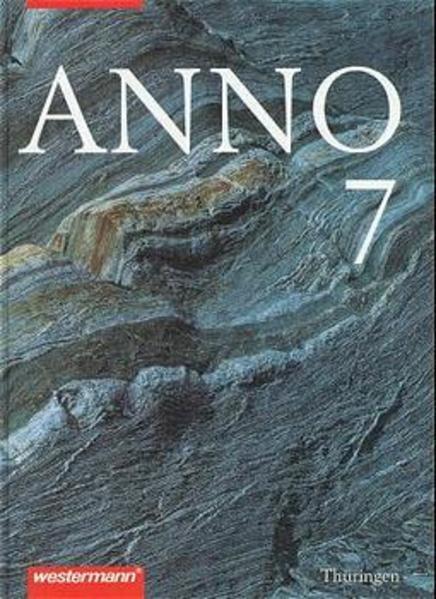 Anno - Geschichte für Gymnasien in Thüringen / ANNO für Gymnasien in Thüringen - Coverbild
