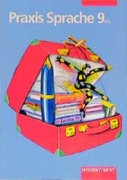 Praxis Sprache R/G / Praxis Sprache Ausgabe 1996 für Realschulen und Gymnasien - Coverbild
