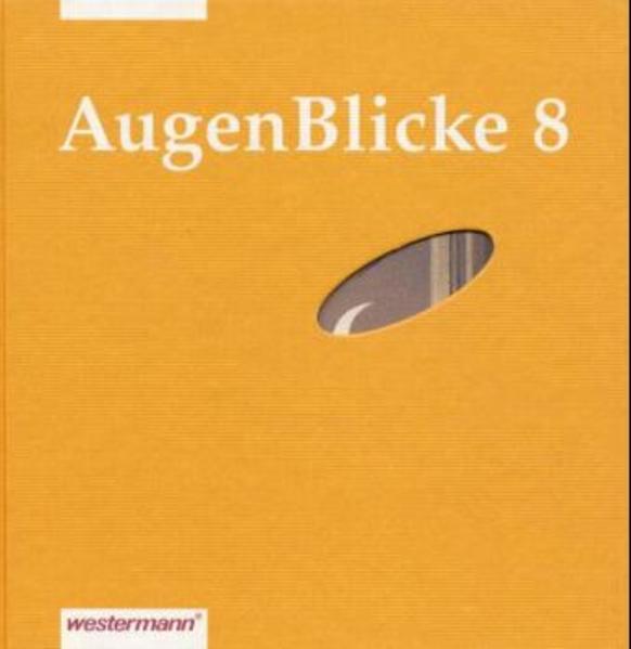 AugenBlicke. Lesebuch für die Sekundarstufe I / AugenBlicke - Coverbild