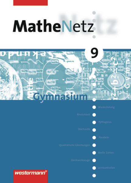 MatheNetz / MatheNetz SI - Band 7 - 10. Allgemeine Ausgabe 2003 - Coverbild