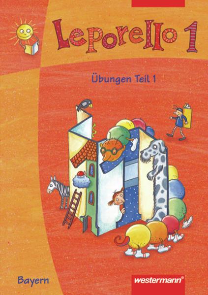 Leporello Fibel - Ausgabe für Bayern / Leporello 1 - Ausgabe 2001 für Bayern - Coverbild
