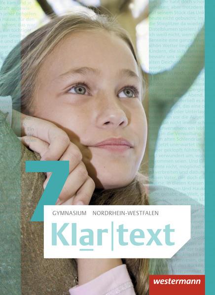 Klartext / Klartext - Ausgabe 2015 für Gymnasien in Nordrhein-Westfalen - Coverbild