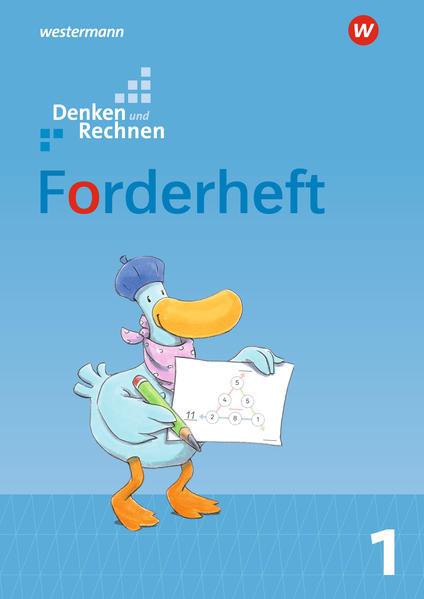 Denken und Rechnen / Denken und Rechnen - Allgemeine Ausgabe 2017 - Coverbild