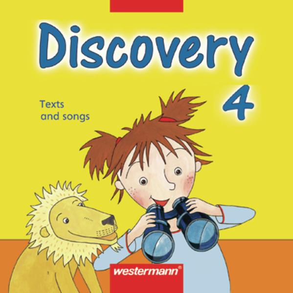 Discovery 1 - 4 / Discovery - Ausgabe 2006 für das 1. - 4. Schuljahr - Coverbild