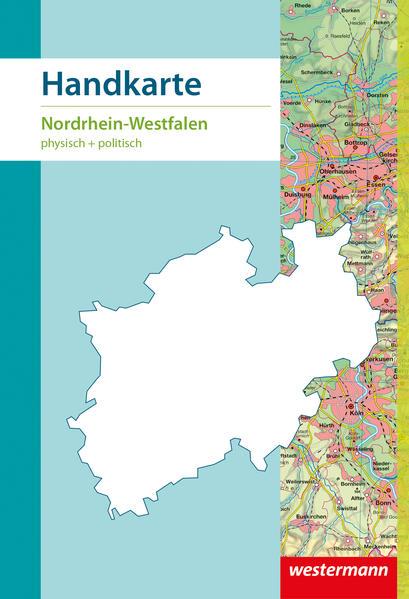 Handkarten Geographie / Handkarten Geographie im 10er-Set - Coverbild