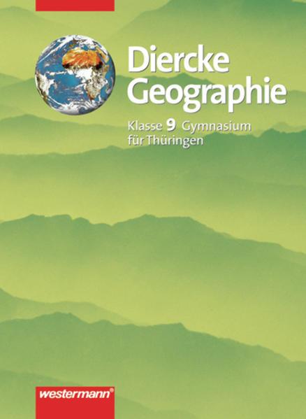 Diercke Geographie / Diercke Geographie - Ausgabe 2001 für das 7.-10. Schuljahr an Gymnasien in Thüringen - Coverbild