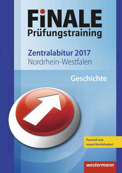 FiNALE Prüfungstraining / FiNALE Prüfungstraining Zentralabitur Nordrhein-Westfalen - Coverbild