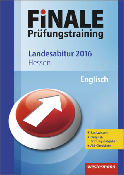 Finale / Finale - Prüfungstraining Landesabitur Hessen - Coverbild