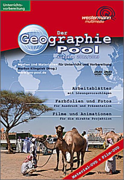 Der Geographie Pool. Medien und Materialien für Unterricht und Vorbereitung / Der Geographie Pool - Medien und Materialien für Unterricht und Vorbereitung - Coverbild