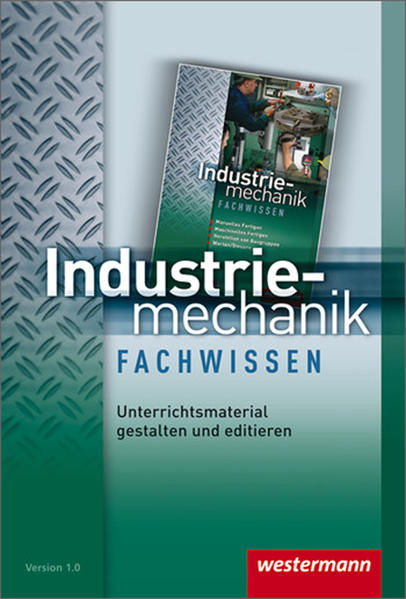 Industriemechanik Fachwissen - Coverbild