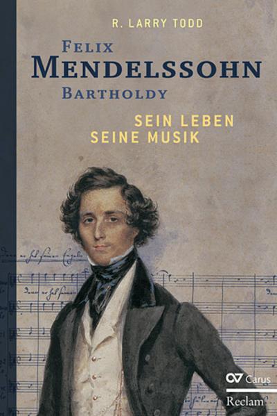 Felix Mendelssohn Bartholdy - Coverbild