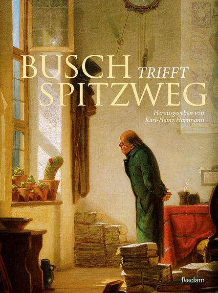 Busch trifft Spitzweg - Coverbild