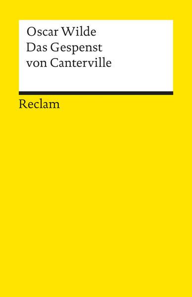 Das Gespenst von Canterville - Coverbild
