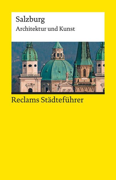 Reclams Städteführer Salzburg - Coverbild
