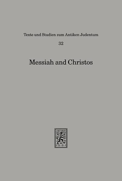 Messiah and Christos - Coverbild
