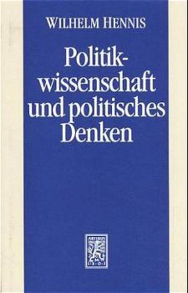 Politikwissenschaft und Politisches Denken - Coverbild