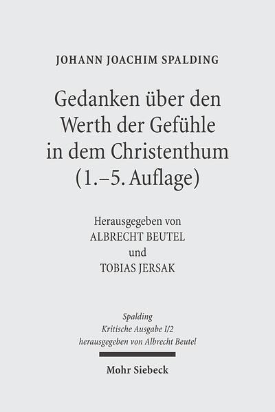 Kritische Ausgabe - Coverbild
